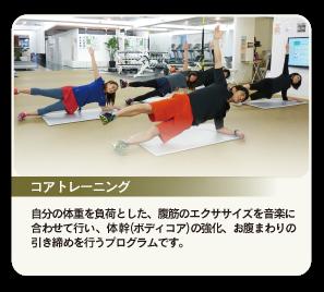 コアトレーニング